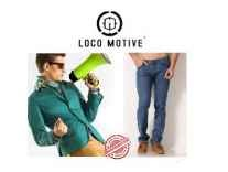 Locomotive Men's Clothing 50% to 70% off from Rs. 164- Amazon
