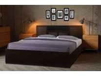 HomeTown Bolton Queen Size Bed with Hydraulic Storage at Rs. 16999 @ Amazon