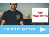 RedTape Footwear Min 75% off + Rs. 75 Cashback on Rs. 499 from Rs. 649 @ Jabong