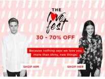 Myntra Sale 50% to 80% Off + 10% Cashback