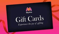 Myntra Credit | Get Extra 10% Credit on Top up ₹500 & above
