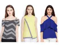 Magre Tops Dresses and jackets Up To 70% Off Start From Rs.327 - Myntra
