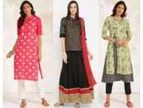 Anouk Women's Kurti Sets Minimum 70% Off Start From Rs.299 - Myntra