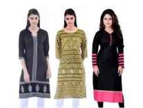 FastColors Women's Clothing Up To 85% Off Start From Rs.257 - Flipkart