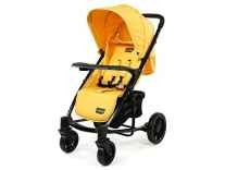 Luvlap Elite Baby Pram Stroller (Yellow) Rs.4235 - Amazon