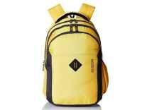 American Tourister 27 Ltrs Yellow Lapt...