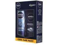 Nivea Men Cool Kick Deodorant Spray, 150ml + Original Care Shower Gel, 250ml Rs. 189- Amazon