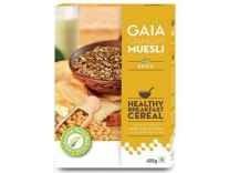 Gaia Soya Muesli, 400G Rs.116 - Amazon
