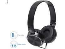 Flipkart SmartBuy Foldable Headphone at Rs. 399 - Flipkart