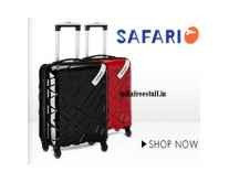 Safari Strolleys 62% to 70% off from Rs. 2249- Flipkart