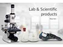 Industrial & Scientific products Minimum 70% off - Amazon