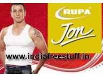 Rupa Jon Innerwear Minimum 35% off from Rs. 125- Amazon